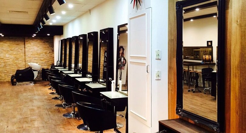 best hair salons in London