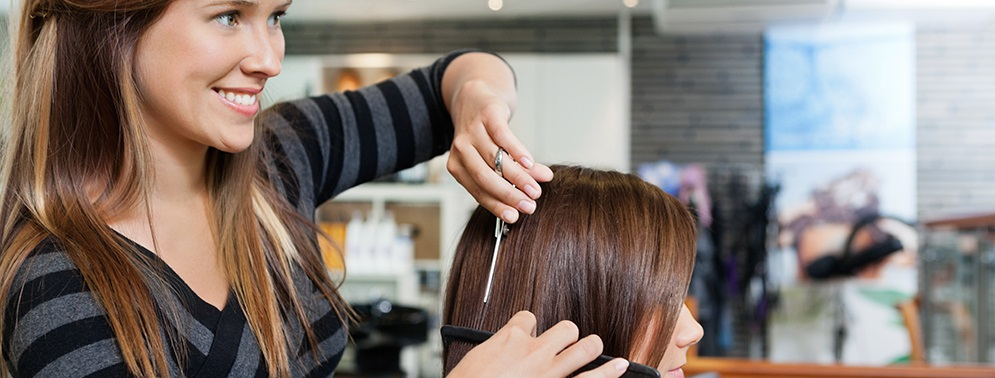 hairdressing salons in London
